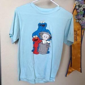 Uniqlo x KAWS x Sesame Street T-Shirt